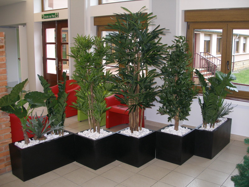 Plantes artificielles vatry fleuriste com for Plantes artificielles terrasse